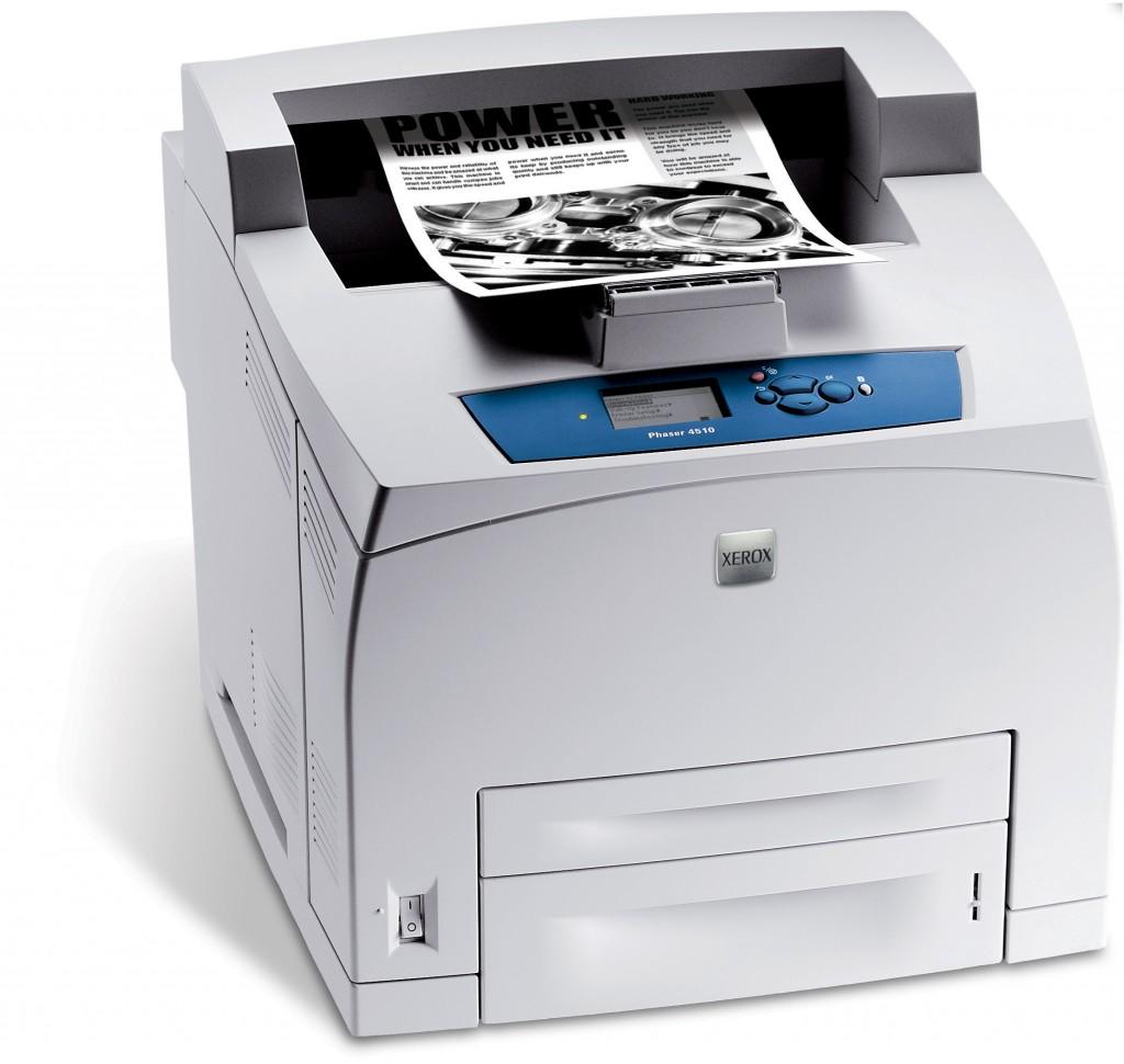 impresora_laser_Xerox_Phaser_4510